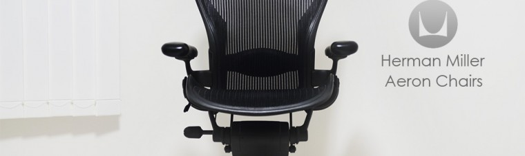 Herman_Miller Aeron_Chairs