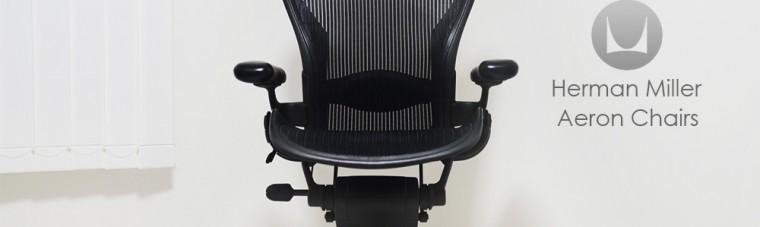 Herman_Miller Aeron_Chairs