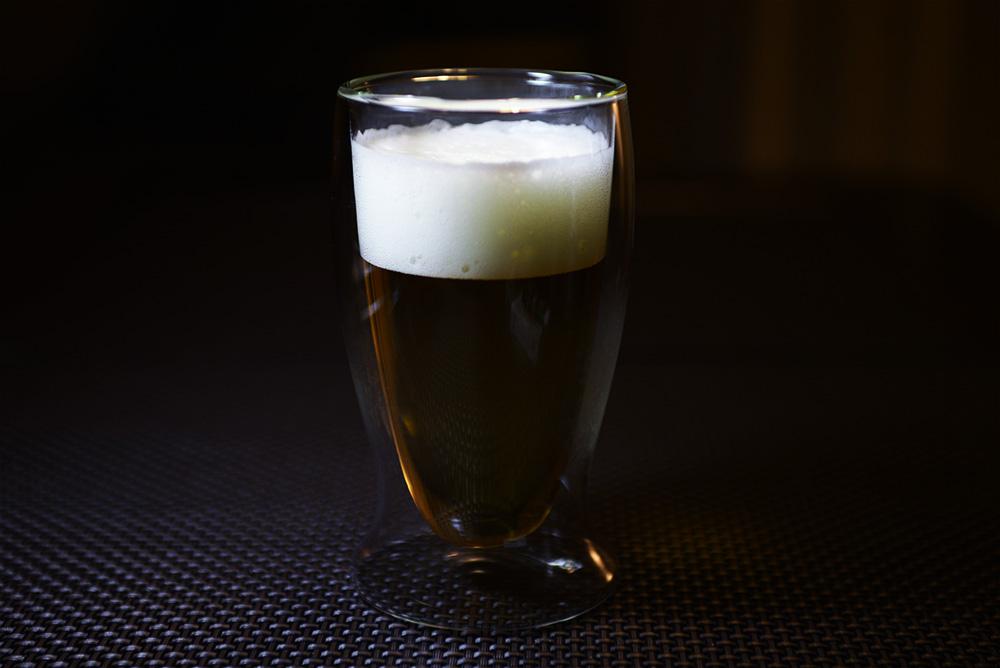 二重構造 ビアグラス ビール グラス