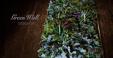 壁掛けグリーンウォール 壁面緑化 パネル