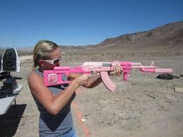 ピンク AK 47