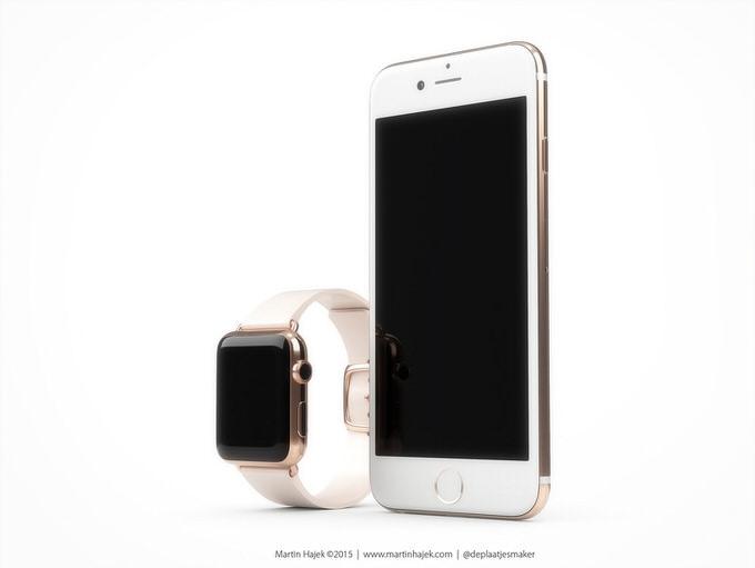 iPhone 6sに新色
